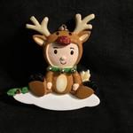 Reindeer Baby Orn