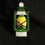 Camping Lantern Ornament