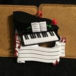 Personalized Piano Orn.