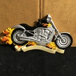 Harley Motorcycle Orn