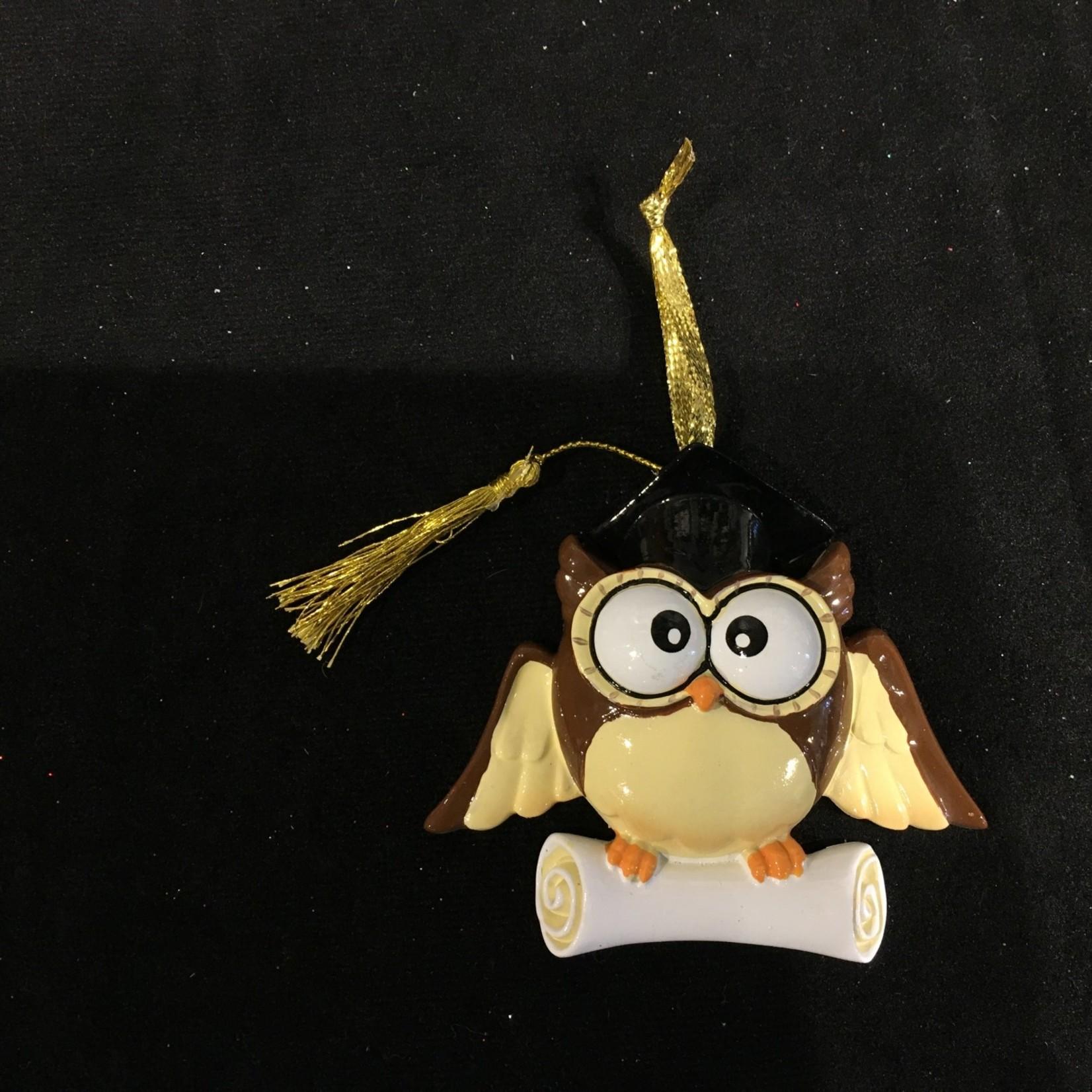 Graduate Owl