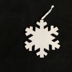 Personalizable Snowflake Ornament