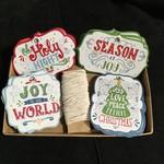 Joy Gift Tags 4A (16 pk)