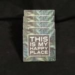 This Is My Happy Place Coasters (Set of 4)
