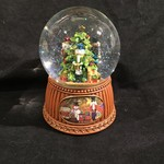 "6"" Musical Nutcracker Water Globe"