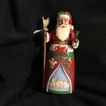 "Jim Shore - 7.25"" Welsh Santa"