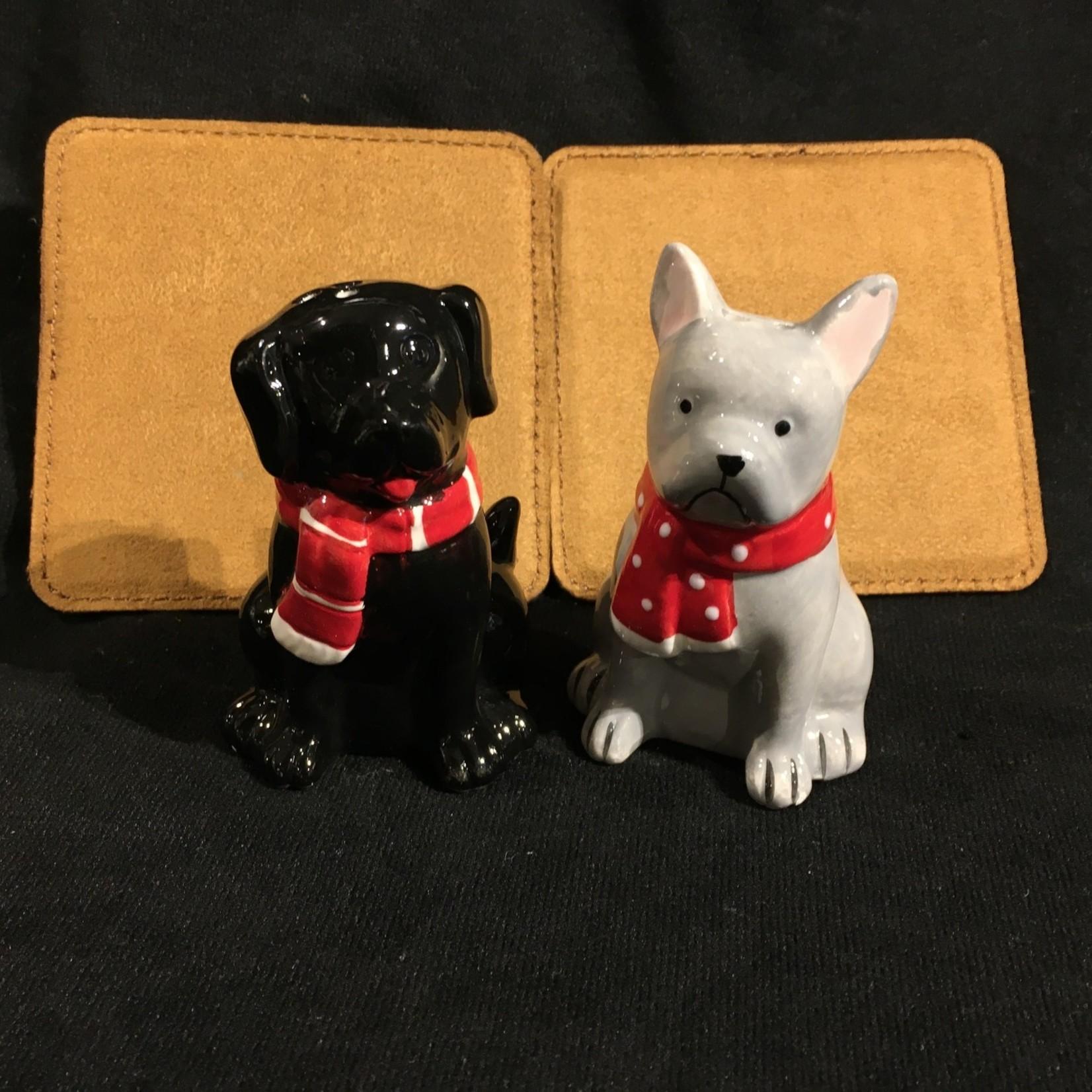 Winter Dogs Salt & Pepper