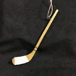 "7.5"" Hockey Stick Ornament"