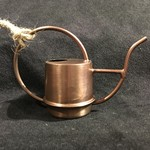 Copper Watering Can Orn