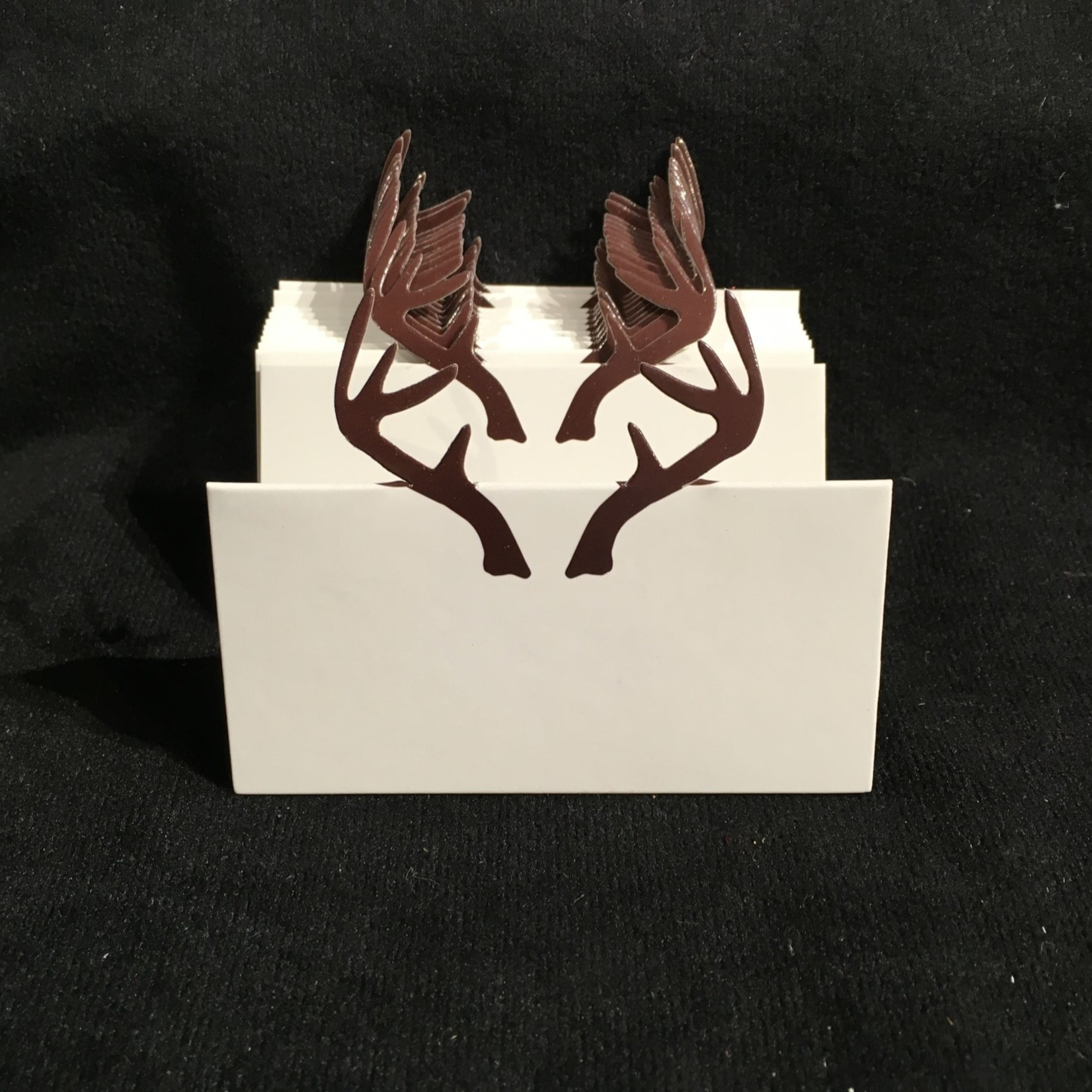 Antler Folded Place Cards (12 pk)