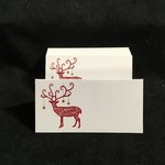 Reindeer Place Cards (12 pc)