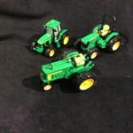 John Deere Tractor Orn 3A