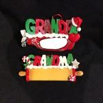 Grandma/Grandpa Orn 2A