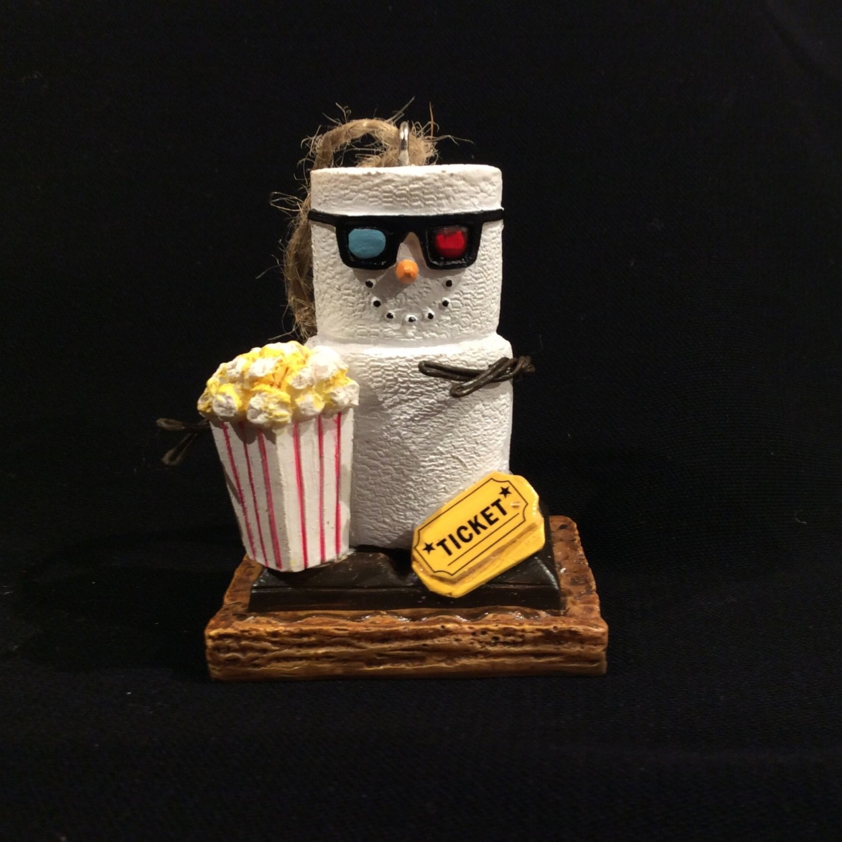 S'Mores Movie Buff