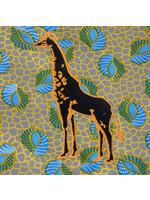Backsack - Shell - Giraffe