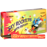 Sky Rockets with Report