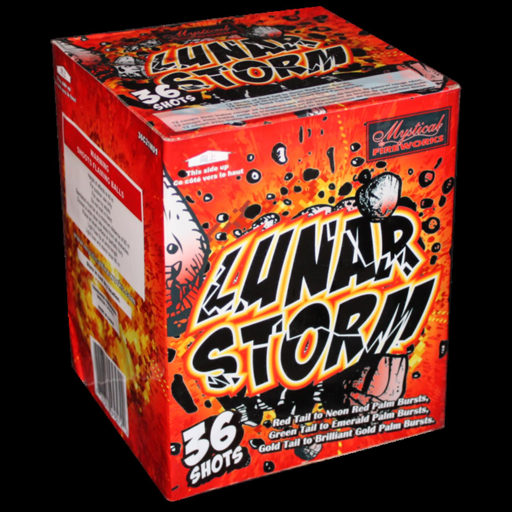 Lunar Storm - Mystical