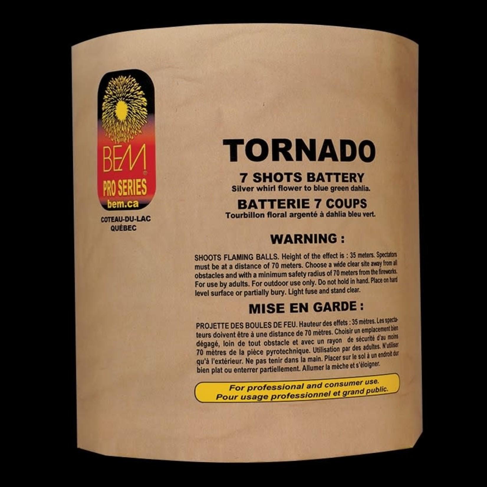 Tornado - BEM
