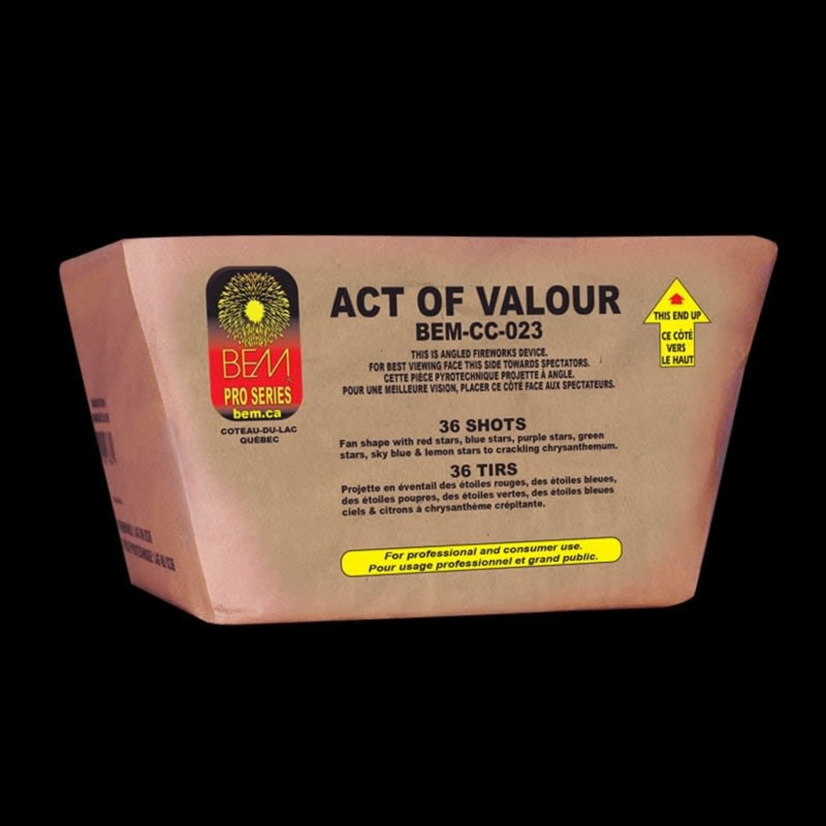 Act of Valour - BEM