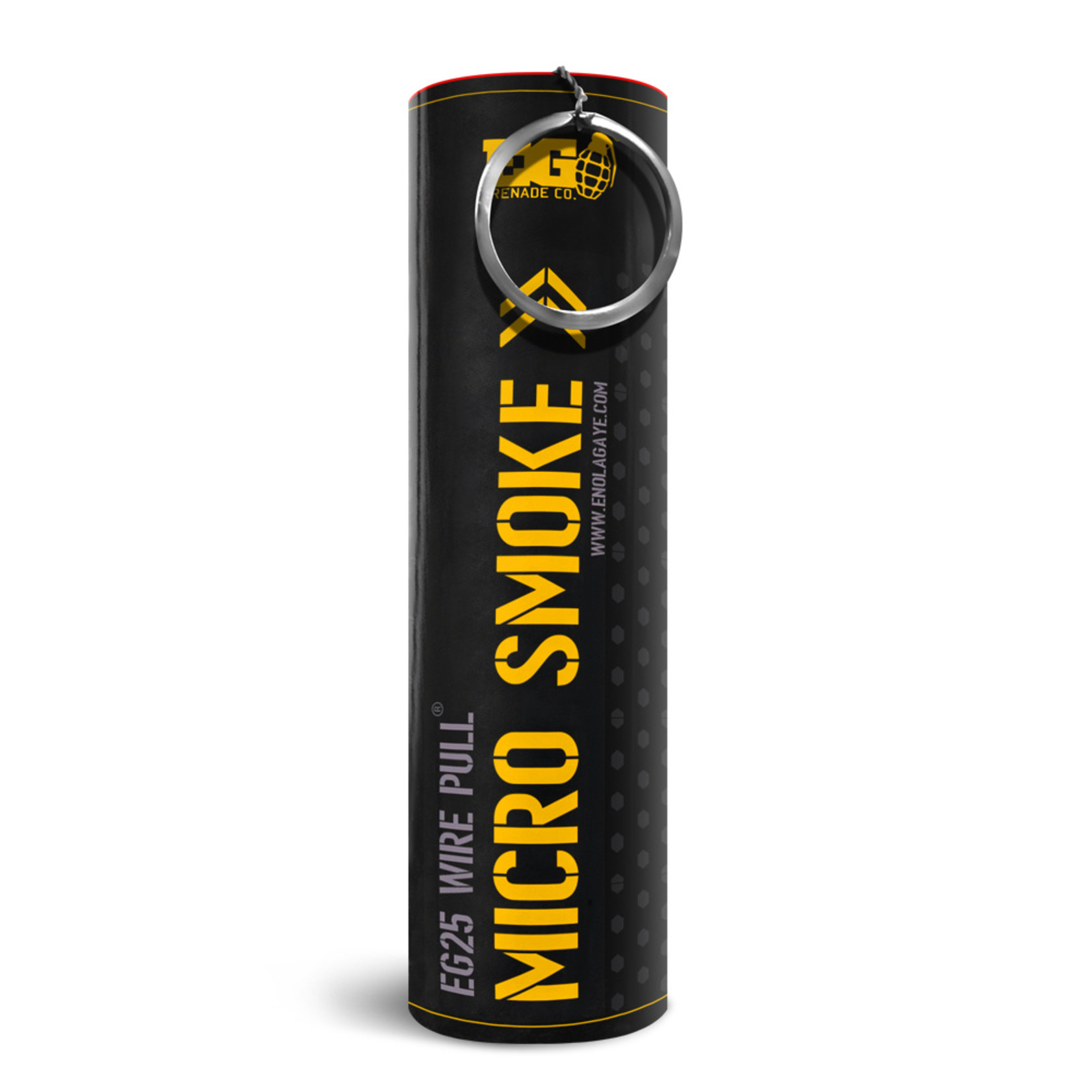 EG25 Micro Smoke Grenade Yellow