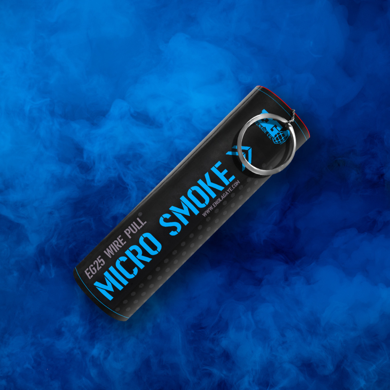 EG25 Micro Smoke Grenade Blue