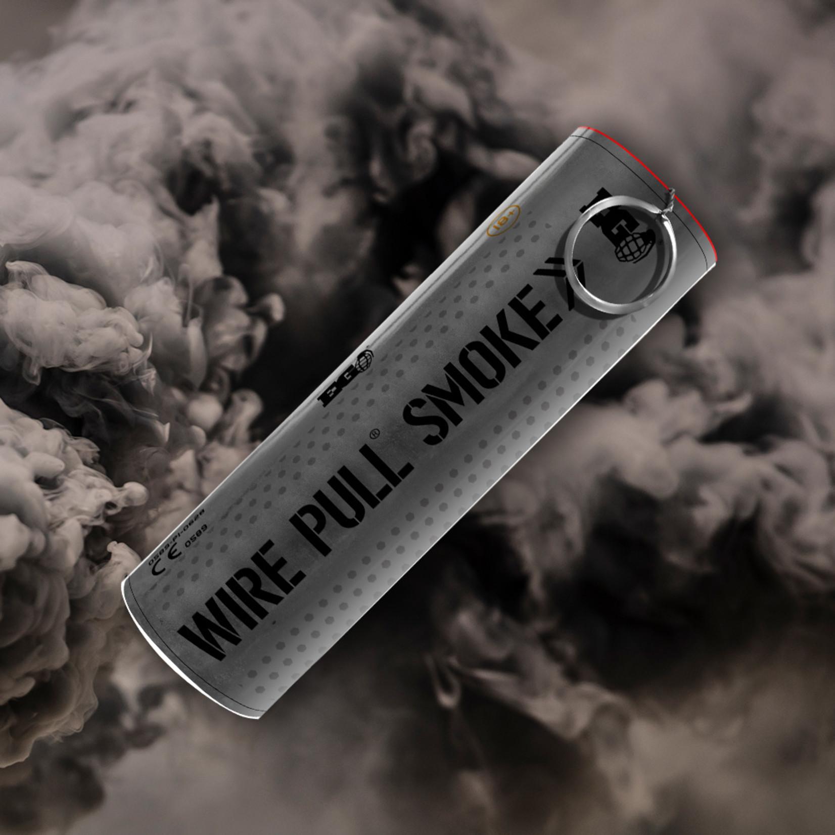 Wirepull - Black Smoke Grenade