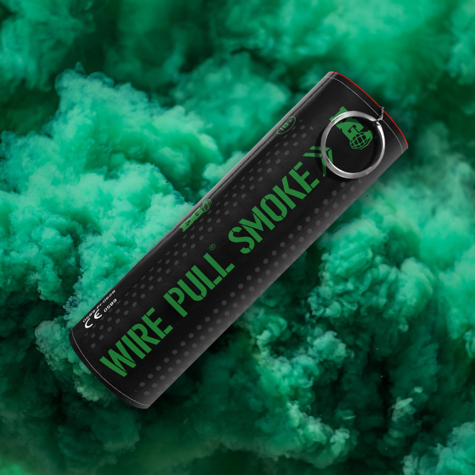 Wirepull - Green Smoke Grenade