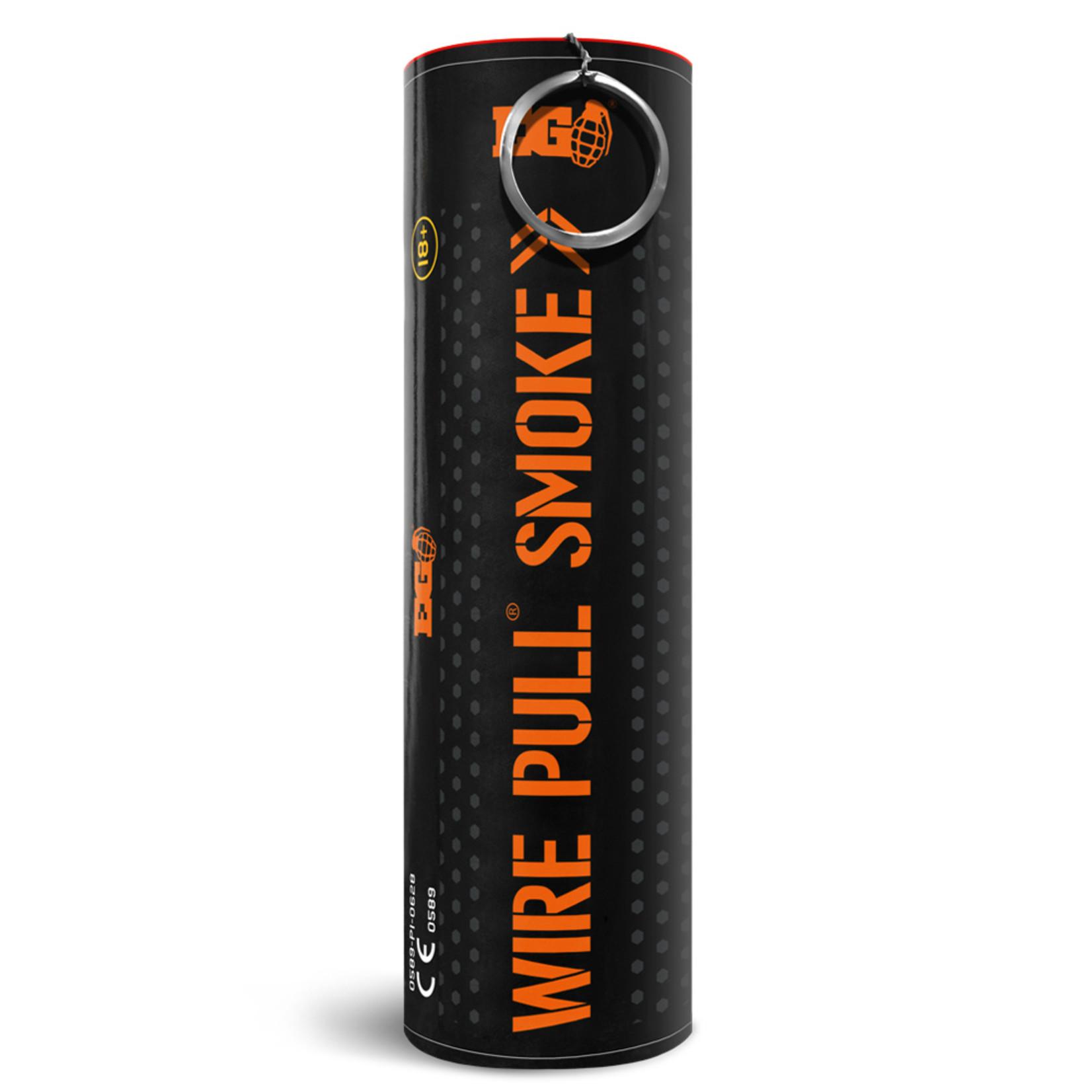 Wirepull - Orange Smoke Grenade
