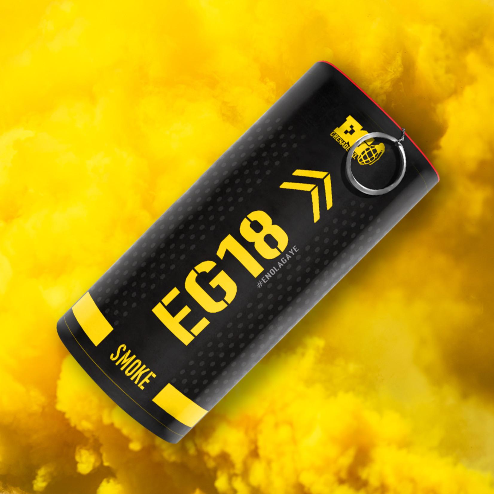 EG18 - Yellow Smoke Grenade