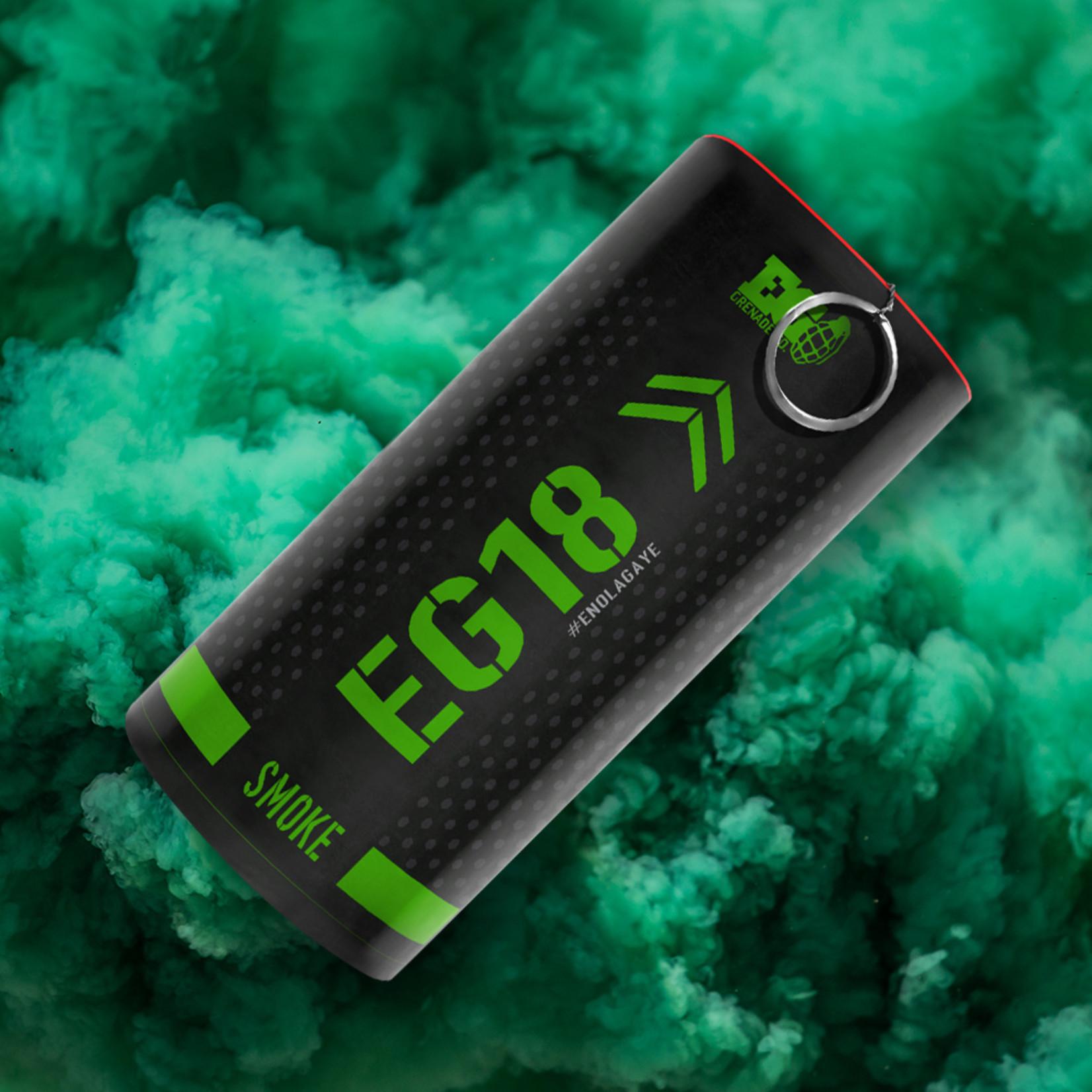 EG18 - Green Smoke Grenade