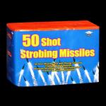 50 Shot Strobing Missiles
