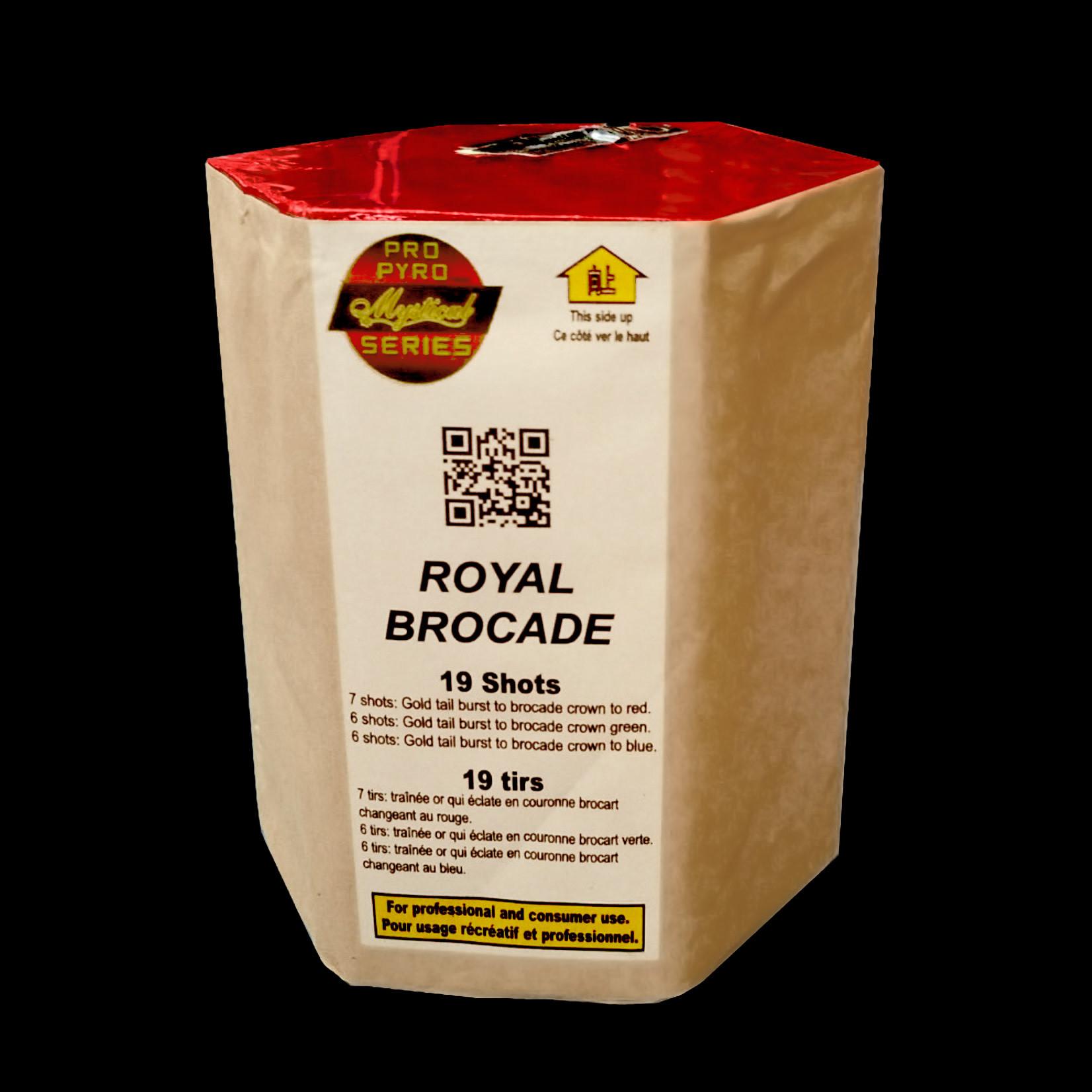 Royal Brocade - Pro Pyro Series