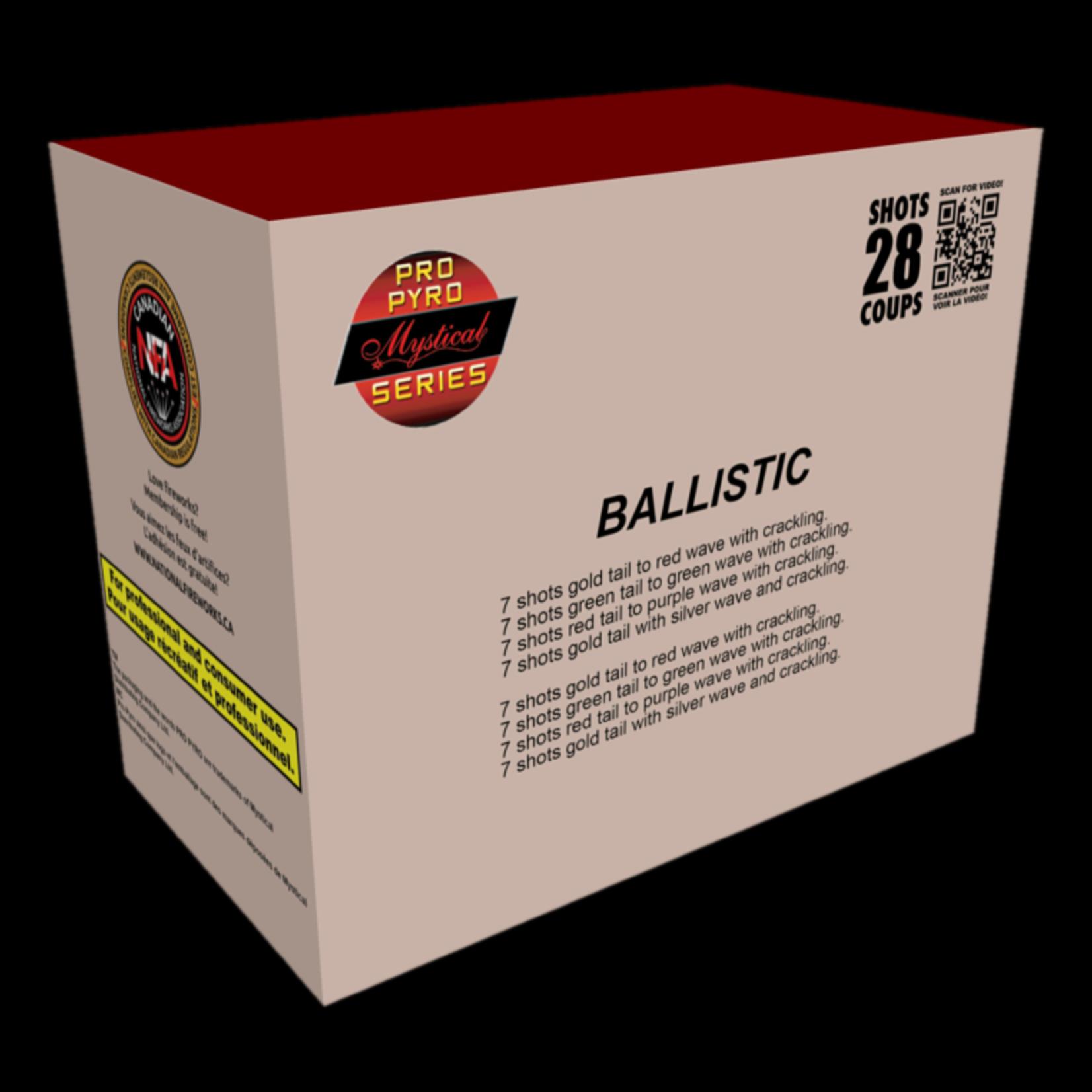 Ballisitc