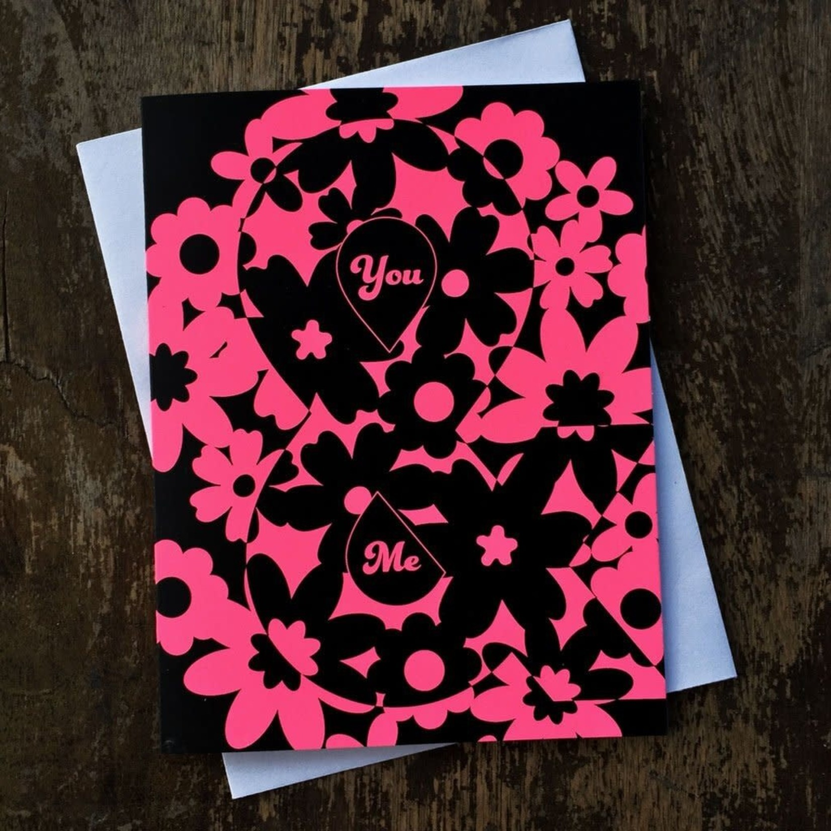 Amar&Riley You + Me Card