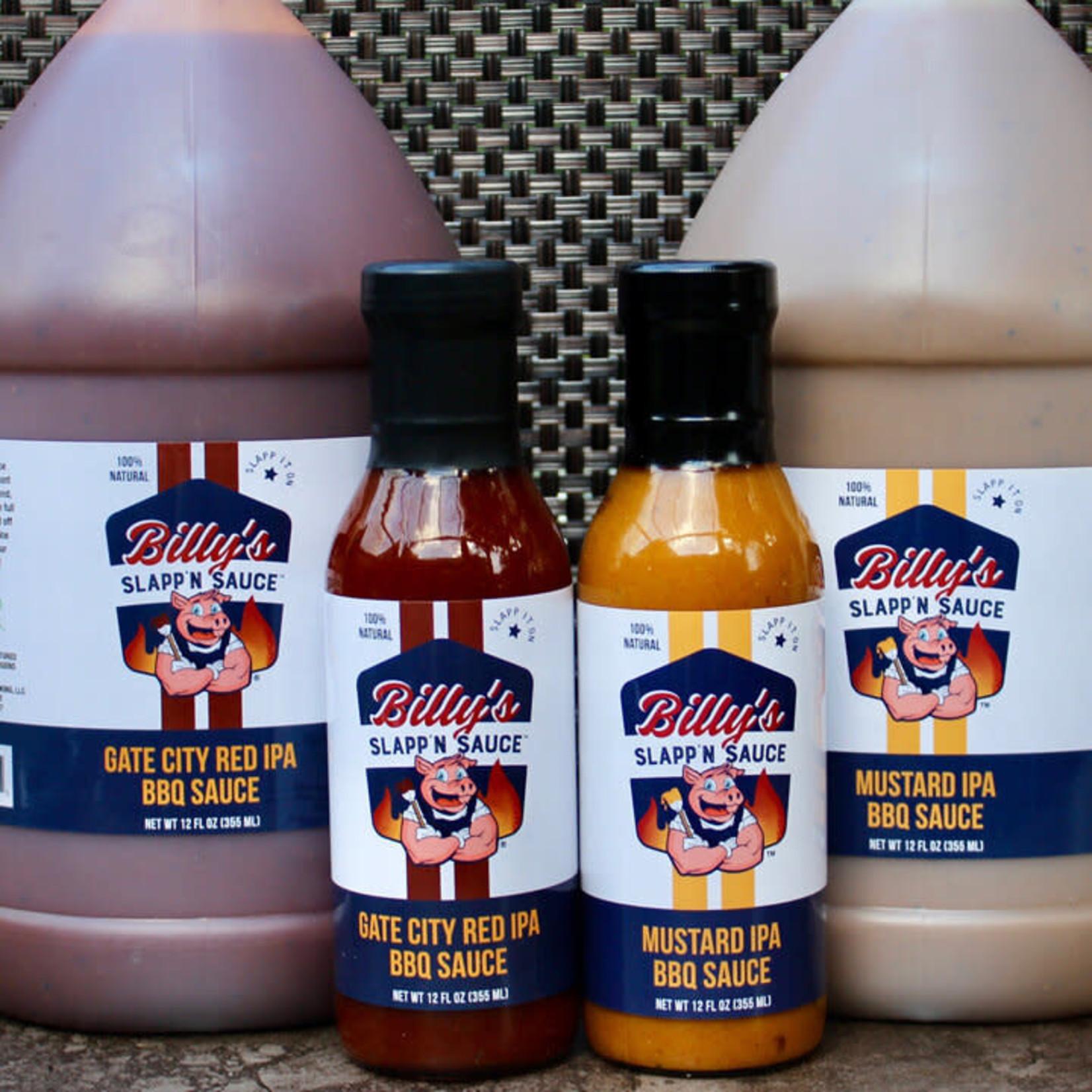 Billy's SLAPP'N Sauce Billy's SLAPP'N Sauce