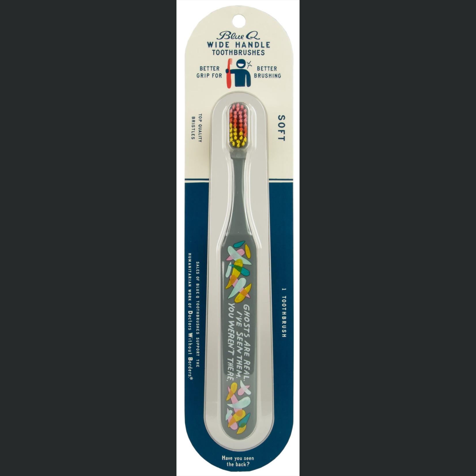 Blue Q Toothbrush
