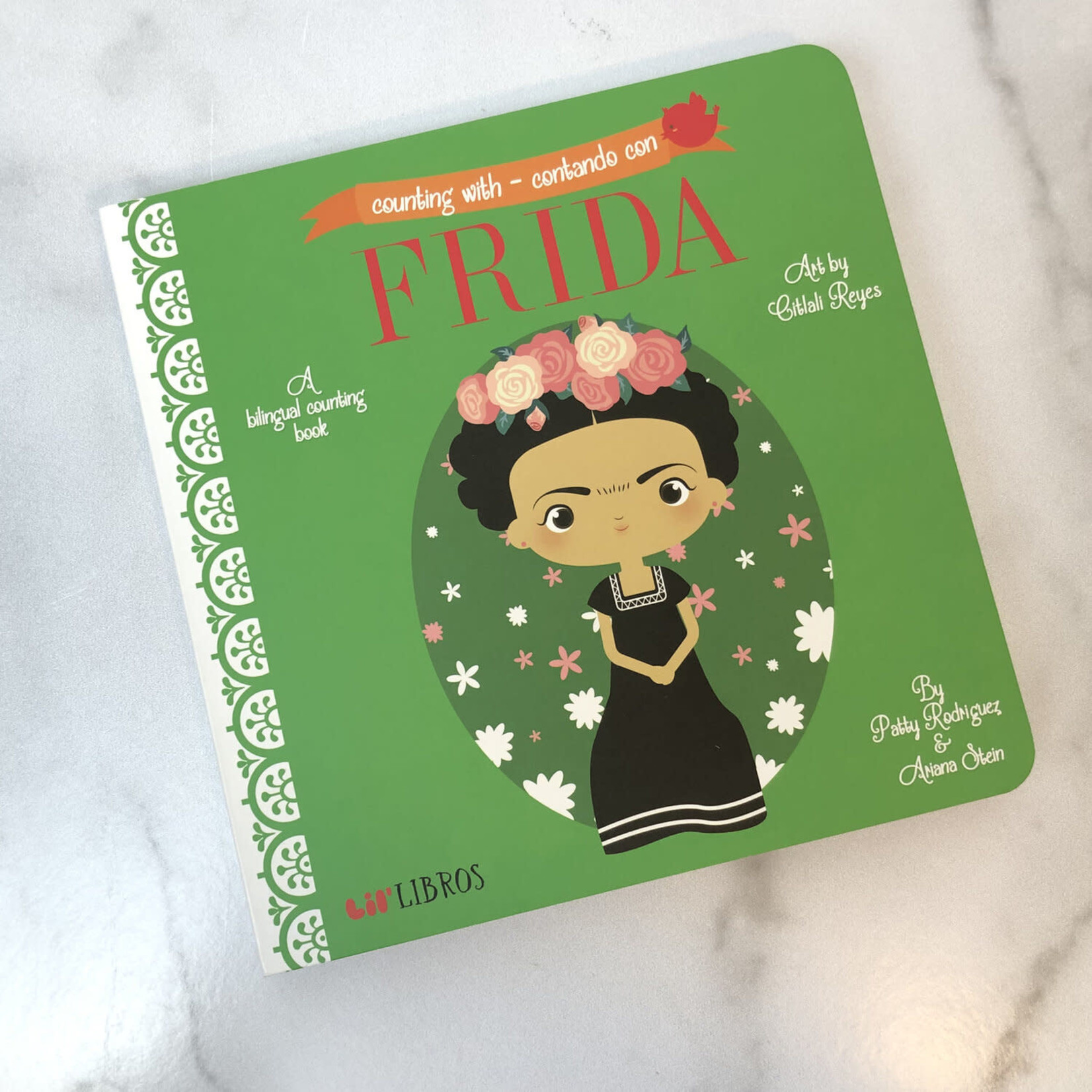 Baby Lit Board Book
