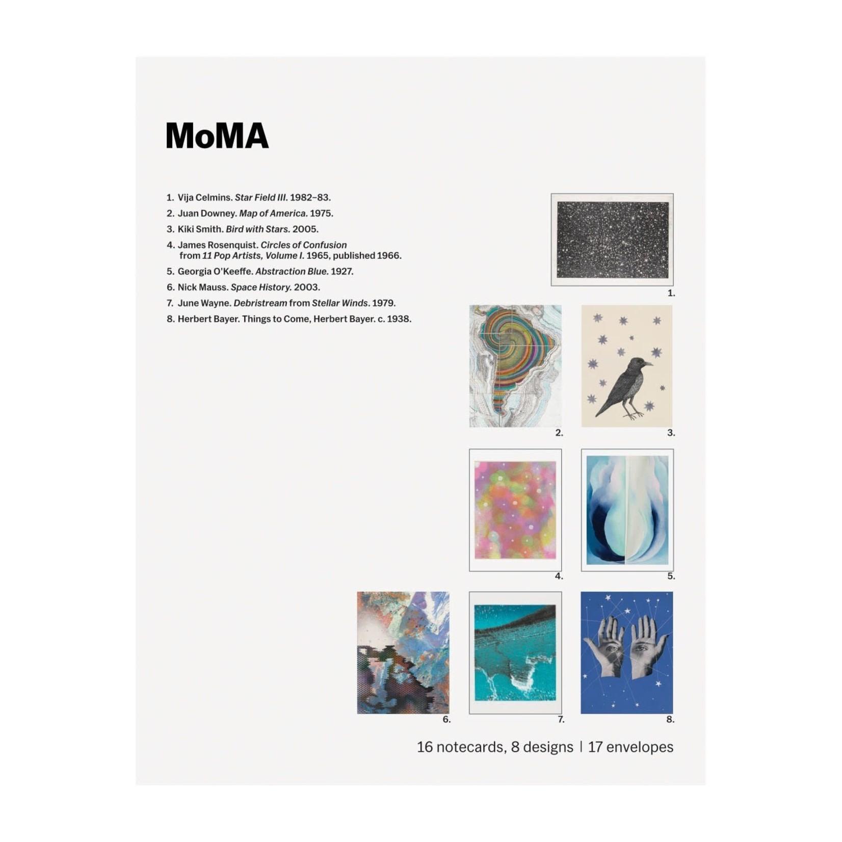 MoMa Notecards