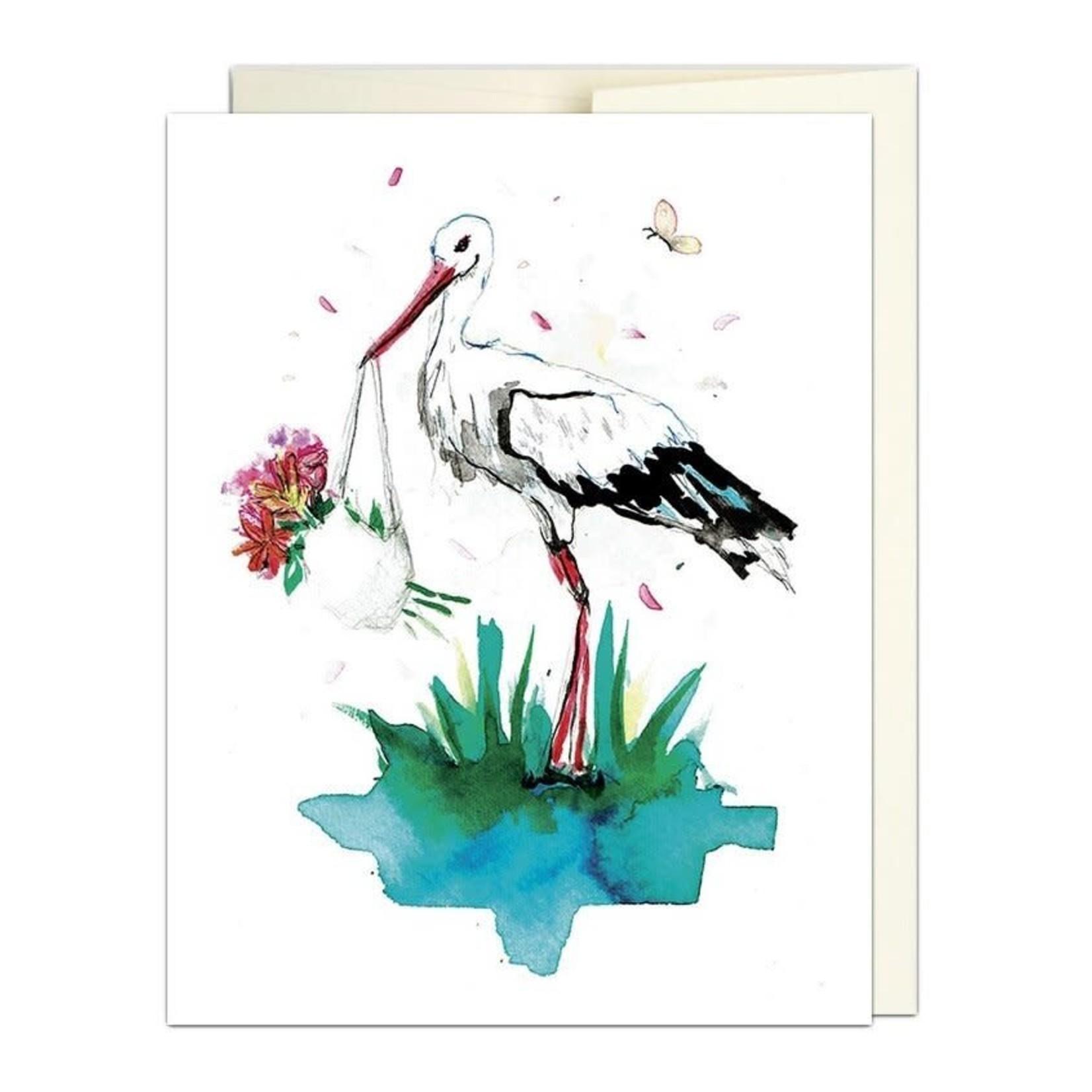 Jillian Ohl Bundle of Joy Card
