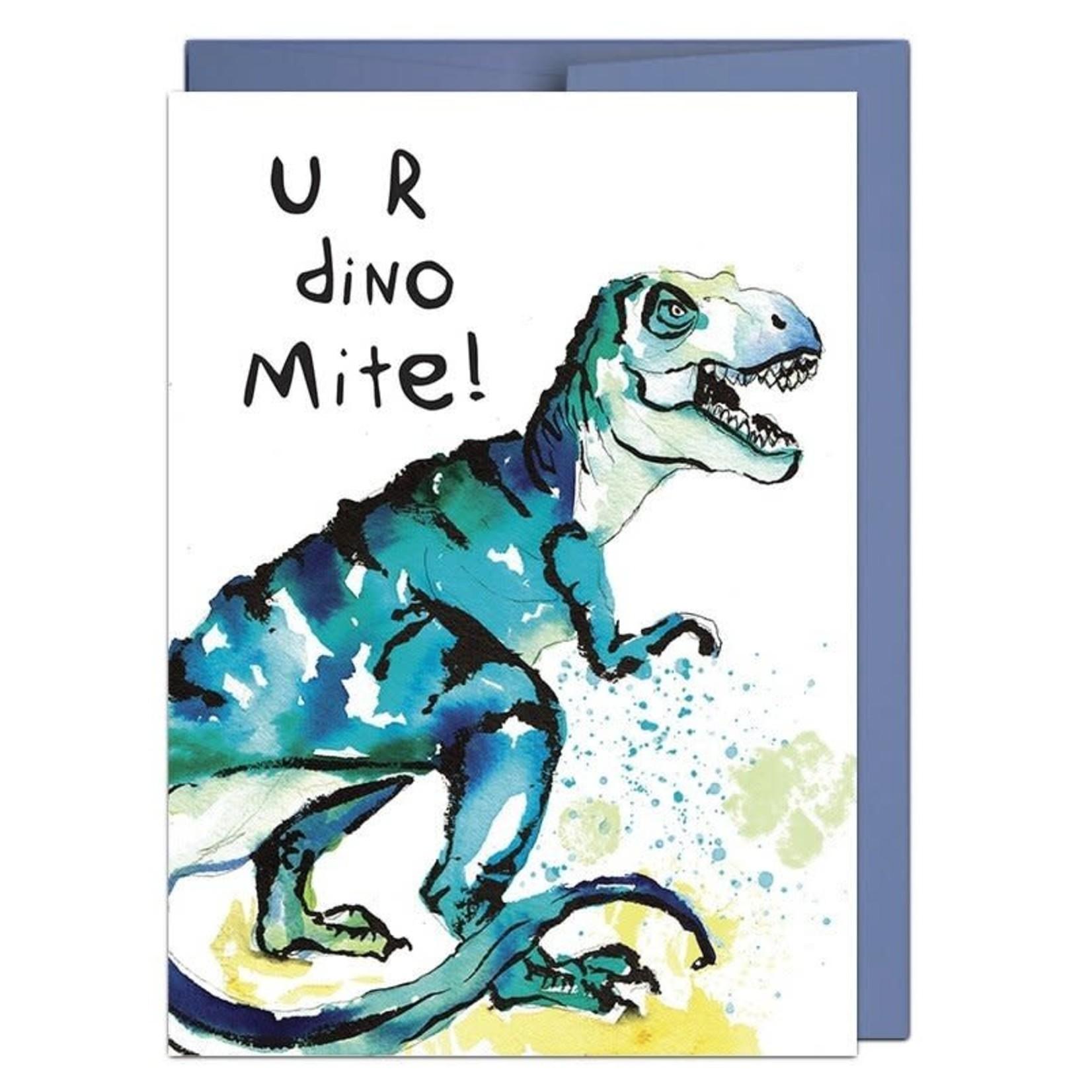 Jillian Ohl Dino-mite! Card