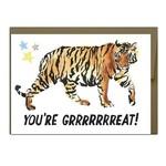 Jillian Ohl Go Get 'Em, Tiger Card