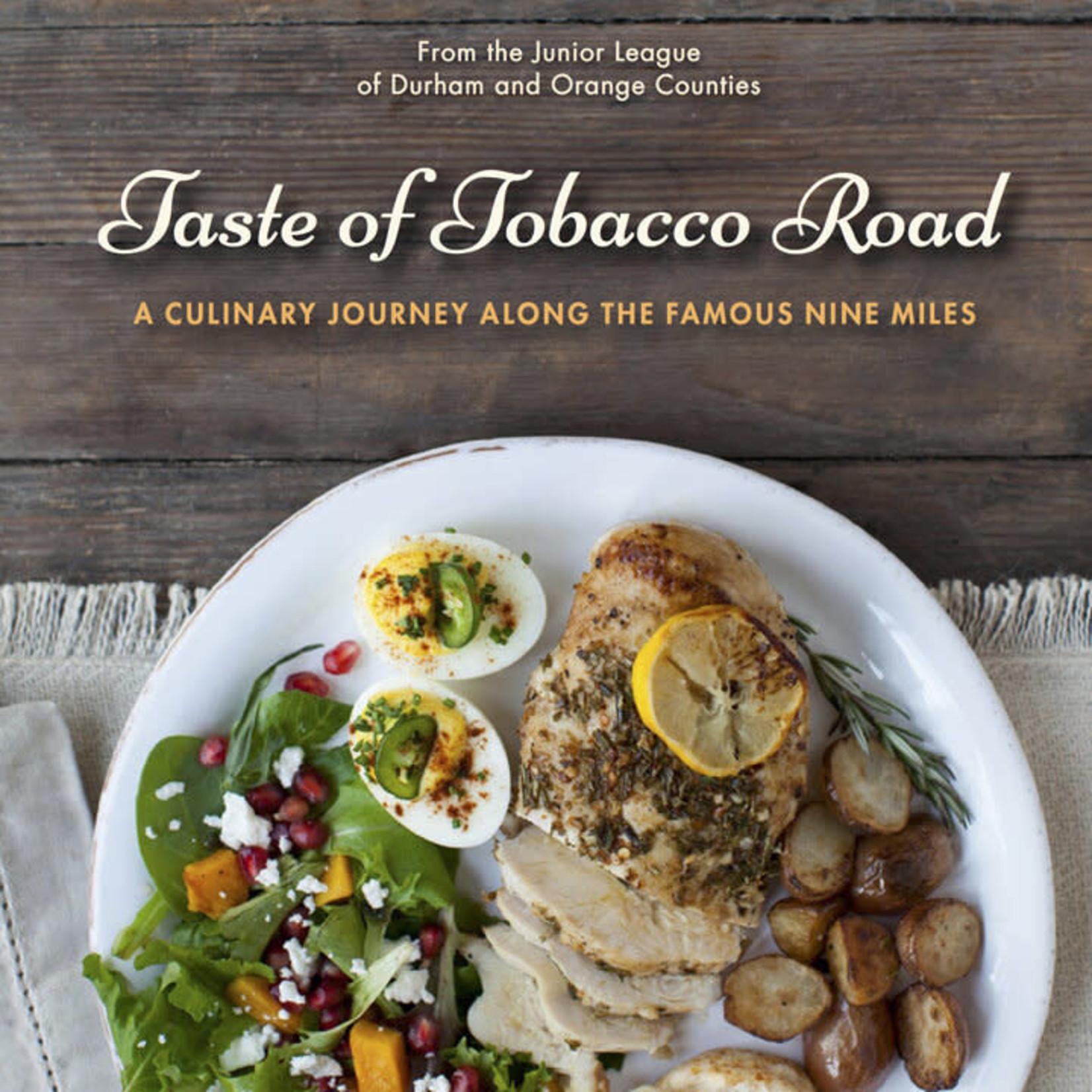 Junior League of Durham + Orange Counties Taste of Tobacco Road