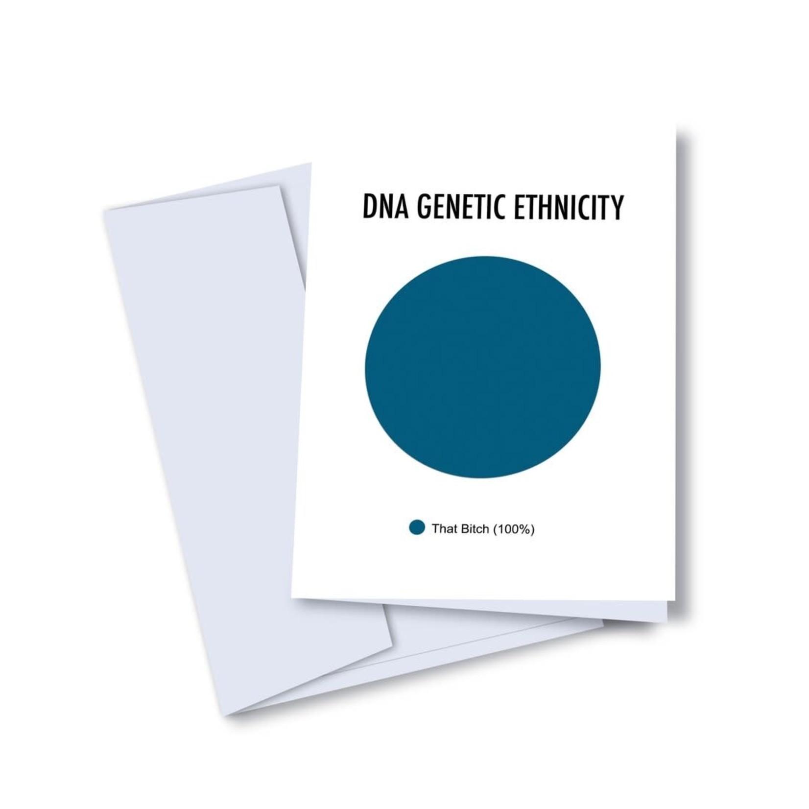 DNA Test Card