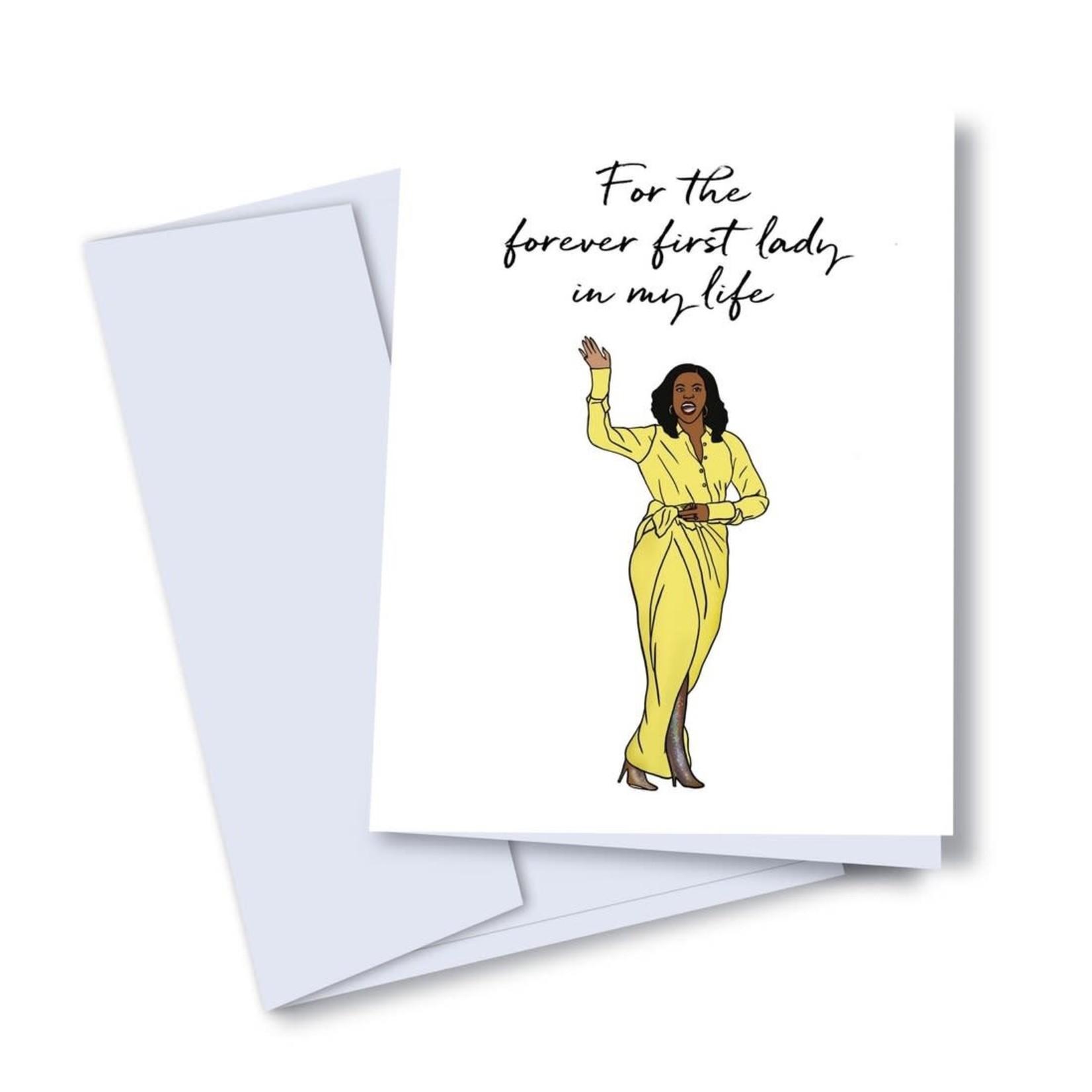 Forever 1st Card