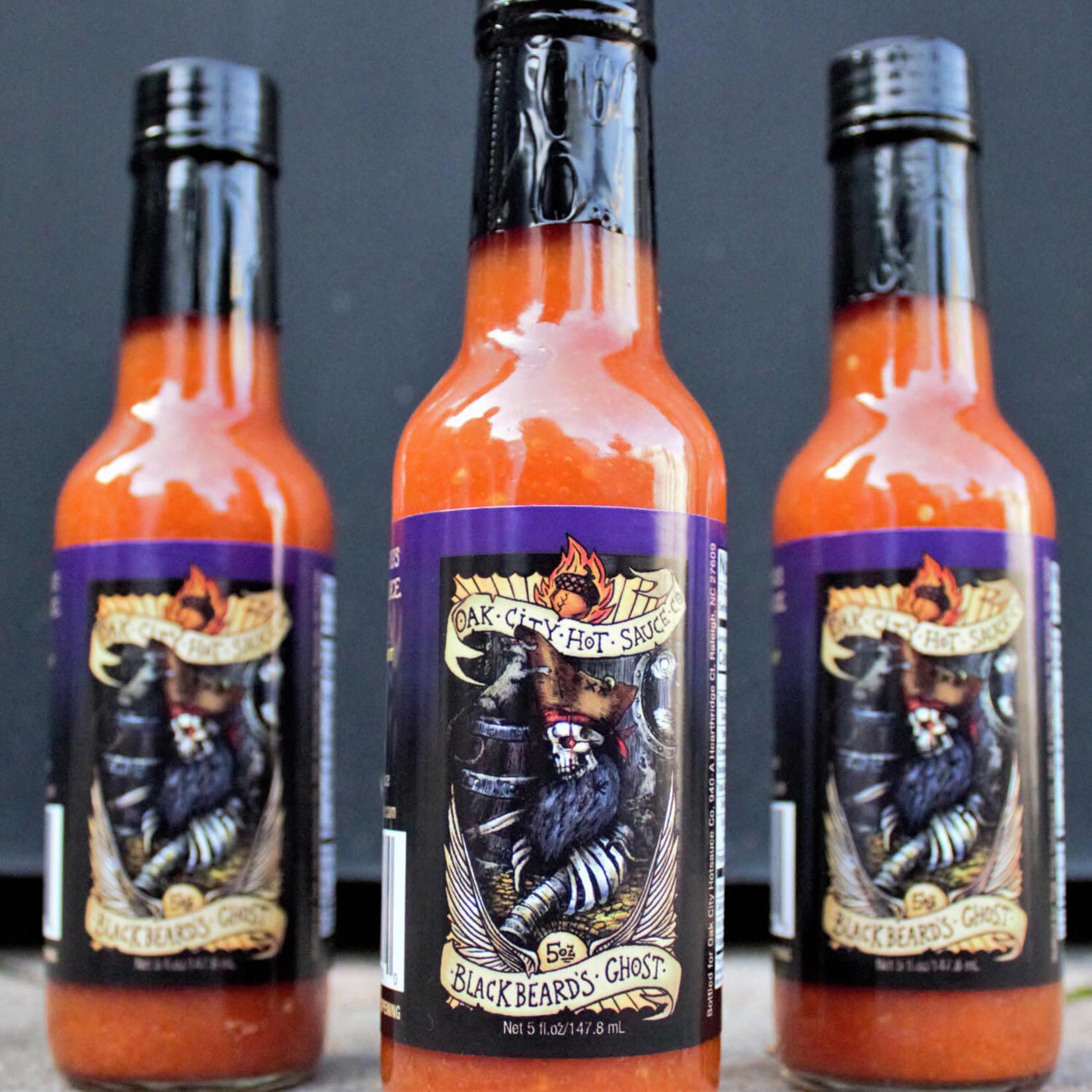 Oak City Hot Sauce Co. Oak City Hot Sauce