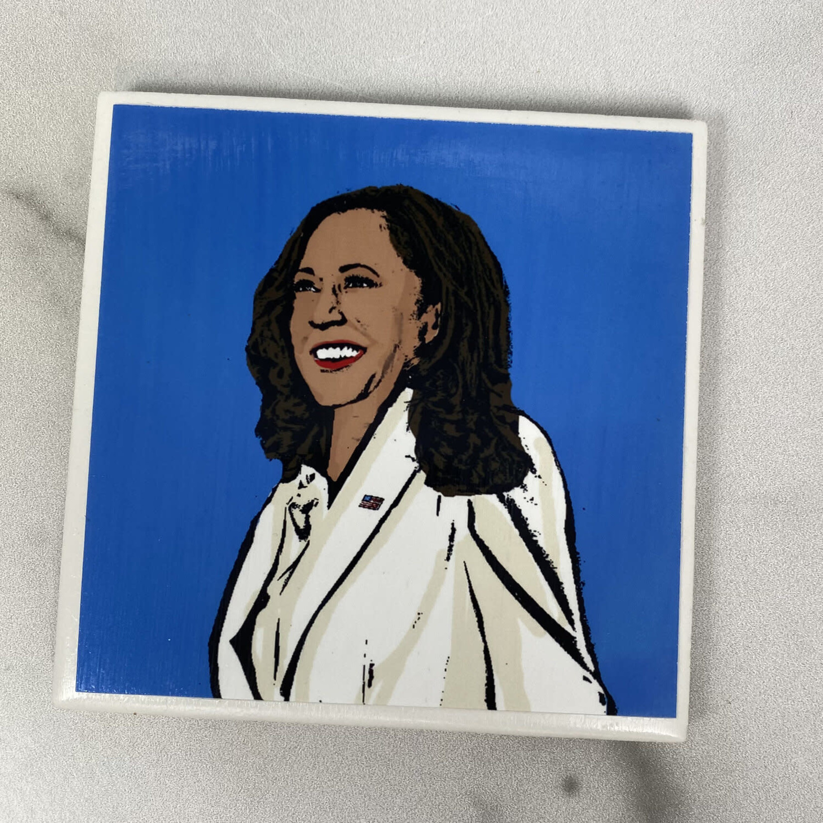 Amy May Pop Art Amy May Coaster