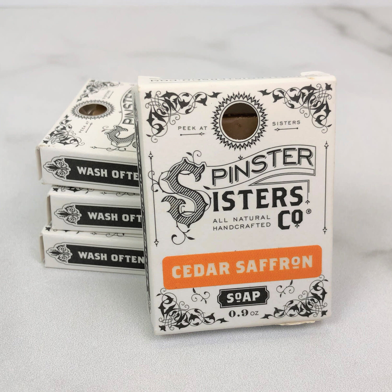 Spinster Sisters Soap Bar
