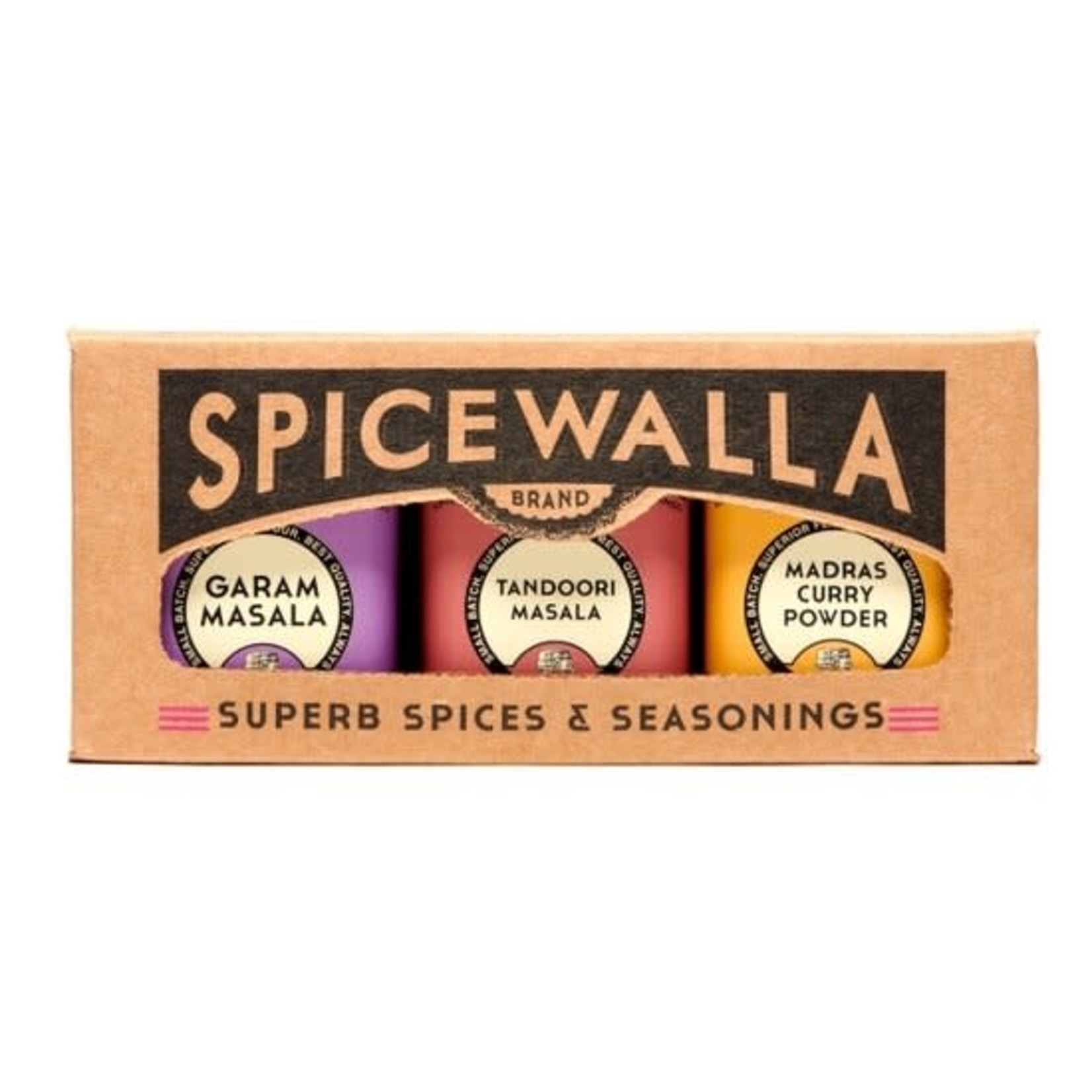 Spicewalla Spice Collection 3-Pack