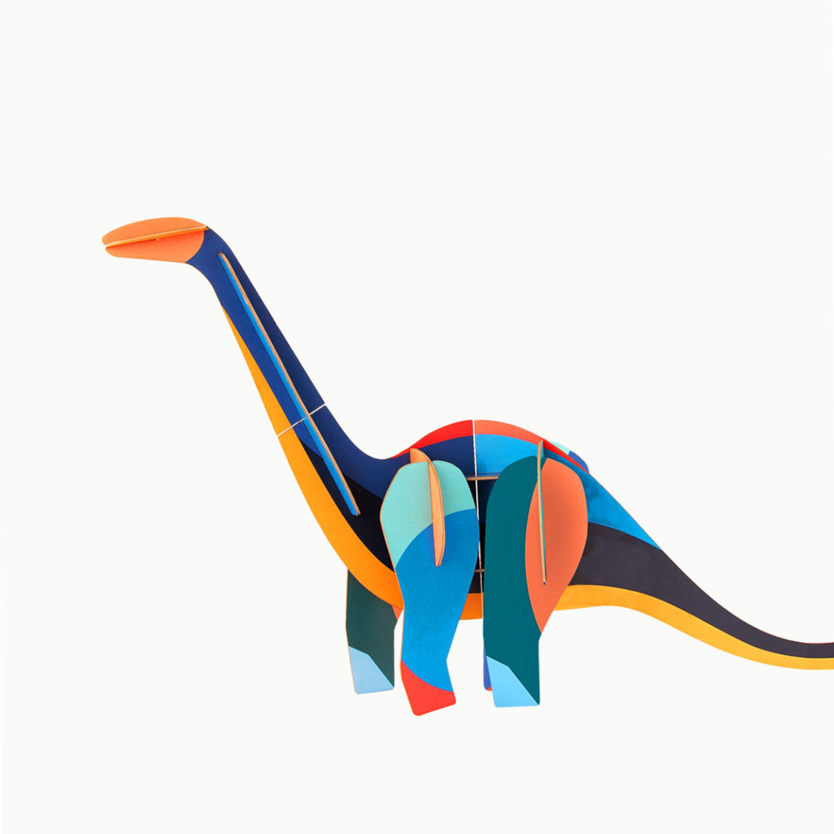 Cardboard Mythical Figures + Dinos