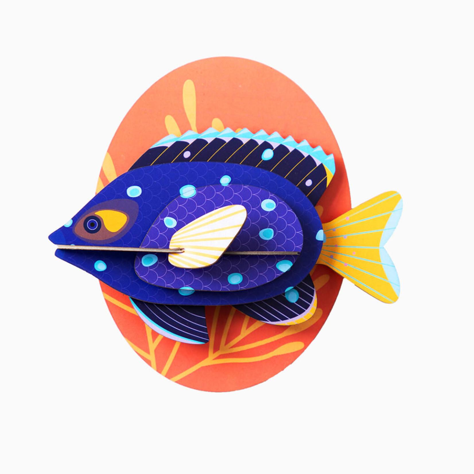 Cardboard Sea Creatures